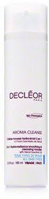 Decleor 3 in 1 Hydra-Radiance Smoothing and Cleansing Mousse
