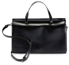 Botkier New York Crawford Leather Satchel