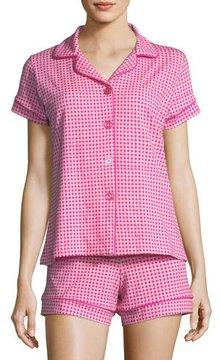 BedHead Pearls Shorty Pajama Set