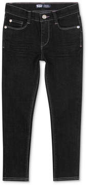 Levi's 710 Embellished Super Skinny Jean, Little Girls (4-6X)