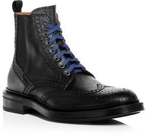 Aquatalia Men's Lawrence Weatherproof Leather Boots