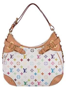 Louis Vuitton Multicolore Greta Bag - WHITE - STYLE