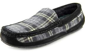 BearPaw Peeta Moc Toe Canvas Slipper.