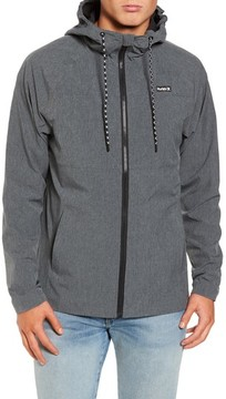 Hurley Men's Protect Stretch Hooded Jacket