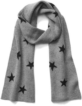 Gap Cozy star scarf