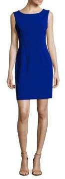 Betsey Johnson Sleeveless Scuba Dress