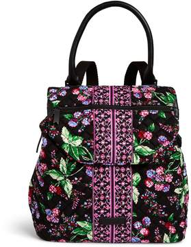 Vera Bradley Change It Up Backpack - WINTER BERRY - STYLE
