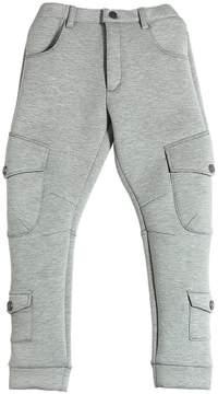 Moschino Neoprene Cargo Pants