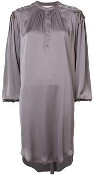 A.F.Vandevorst lace up sleeve smock dress