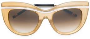 Boucheron cat eye sunglasses