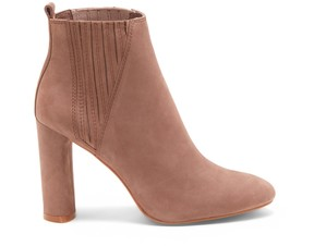 Sole Society Fateen Block Heel Ankle Bootie