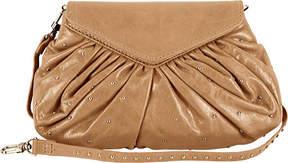 Latico Leathers Grace Foldover Convertible Clutch/Cross Body 7903 (Women's)