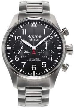 Alpina Startimer Pilot Chronograph 44 mm Mens Watch