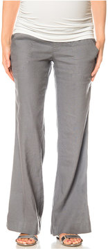 A Pea in the Pod Wide-Leg Maternity Pants