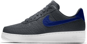 Nike Force 1 Premium iD (Golden State Warriors) Shoe