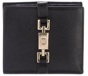 Gucci French New Jackie Wallet - BLACK - STYLE