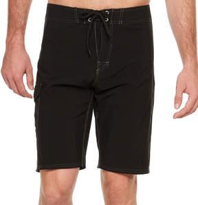 Burnside Ripped Tonal Board Shorts