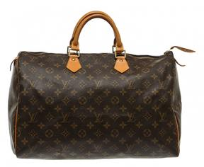 Louis Vuitton Speedy satchel - BROWN - STYLE