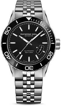Raymond Weil Freelancer Diver Watch, 42mm