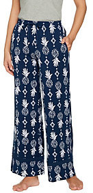 Cuddl Duds As Is Smart Comfort Palazzo Pants