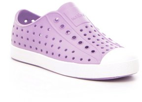 Native Girls' Jefferson Perforated Slip-On Sneakers