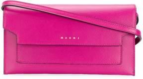 Marni wallet cross-body bag