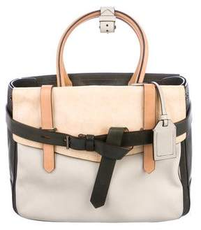 Reed Krakoff Leather Boxer Bag