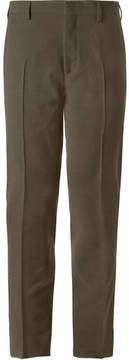 Joseph Green Jack Slim-Fit Wool Suit Trousers