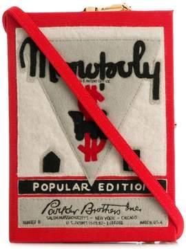 Olympia Le-Tan Monopoly crossbody bag
