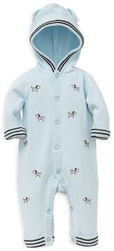 Little Me Boys' Dalmatian Sweater Coverall - Baby