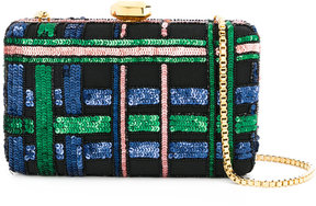 Elie Saab sequin embellished clutch