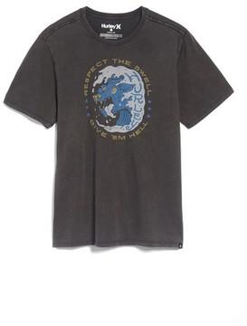 Hurley Men's Respect The Swell T-Shirt