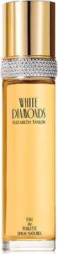 Elizabeth Taylor White Diamonds Eau de Toilette Spray Naturel, 3.3 oz