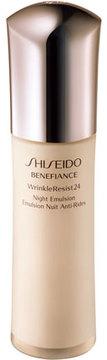 Shiseido Benefiance WrinkleResist24 Night Emulsion, 75 mL