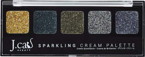 J.Cat Beauty Sparkling Cream Eyeshadow Palette