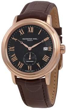Raymond Weil Maestro Automatic Black Dial Men's Watch
