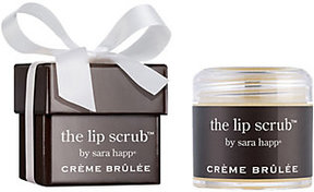 Sara Happ The Lip Scrub - Creme Brulee, 1 oz