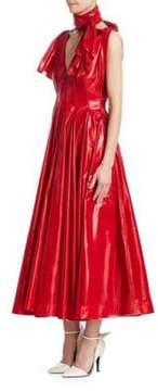 Calvin Klein Nylon Midi Dress