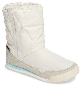 adidas Girl's Cw Snowpitch Insulated Waterproof Boot