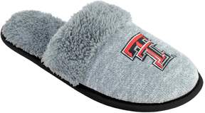 NCAA Women's Texas Tech Red Raiders Sherpa-Lined Clog Slippers