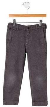 Jacadi Boys' Herringbone Pants