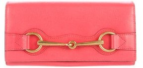 Gucci Horsebit Wallet On Chain - PINK - STYLE