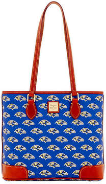 Dooney & Bourke Baltimore Ravens Richmond Shopper