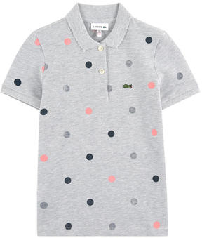 Lacoste Printed polo