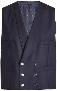 Dolce & Gabbana 3-Piece Wool Suit Vest