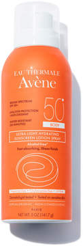 Eau Thermale Avene Ultra-Light Hydrating Sunscreen Lotion Spray SPF 50 for Body