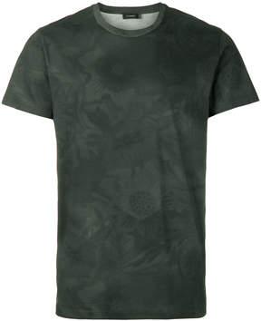 Jil Sander faded floral print T-shirt