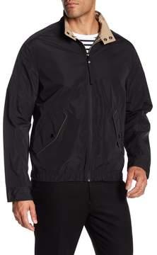 Andrew Marc Barracuda Mock Collar Jacket
