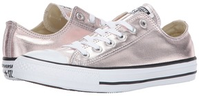 Converse Chuck Taylor All Star Metallic Canvas - Ox Lace up casual Shoes