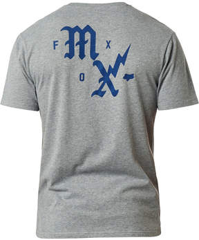 Fox Men's Out Ahead Airline Logo-Print T-Shirt